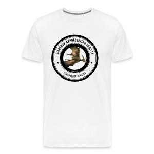 Dinosaur Appreciation Society: Pteranodon - Men's Premium T-Shirt