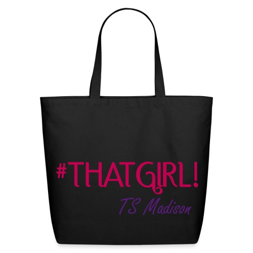 #thatgirl  - Eco-Friendly Cotton Tote