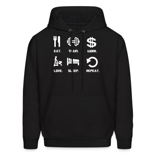 The Life Cycle - Men's Hoodie