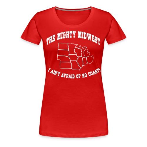 Ray - Women's Premium T-Shirt