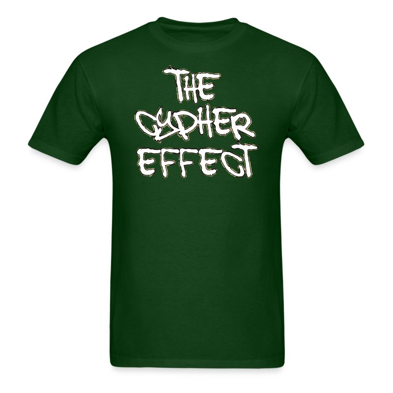 Green TCE Logo Shirt (CAMO) - Men's T-Shirt
