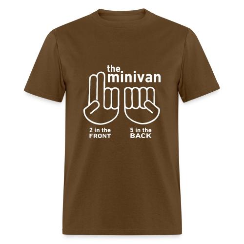 The Minivan - Men's T-Shirt