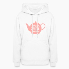 Jesus & Tea is All I Need Hoodies
