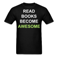 T-Shirts ~ Men's T-Shirt ~ Read Books shirt