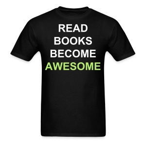 Read Books shirt - Men's T-Shirt
