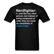 T-Shirts ~ Men's T-Shirt ~ Nerdfighter shirt