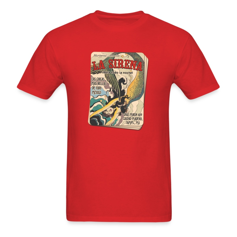 La Sirena - Men's T-Shirt
