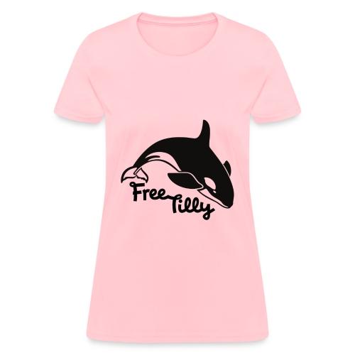 Free Tilly Women's T-Shirt - Women's T-Shirt