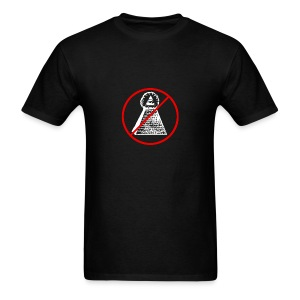 Anti Illuminati - Men's T-Shirt