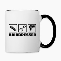 Hairdresser Bottles & Mugs