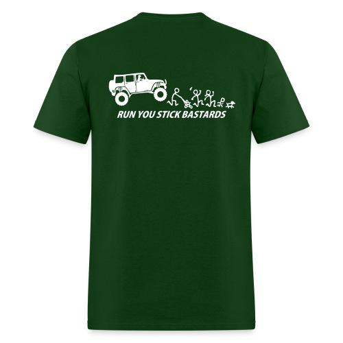 Jeep...Run! - Men's T-Shirt