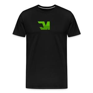 Green JM T-Shirt - Men's Premium T-Shirt