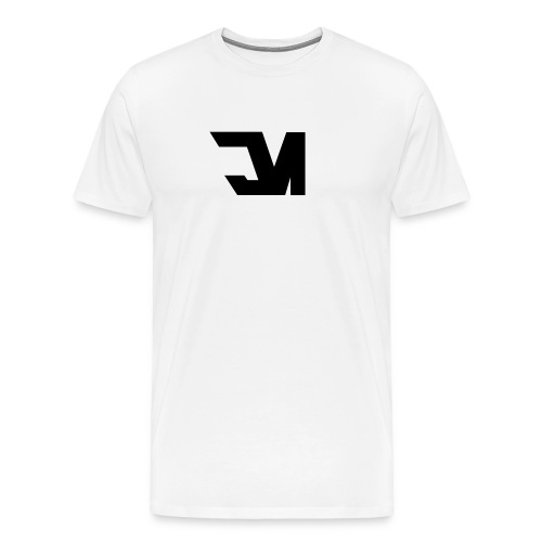 Clean JM T-Shirt - Men's Premium T-Shirt