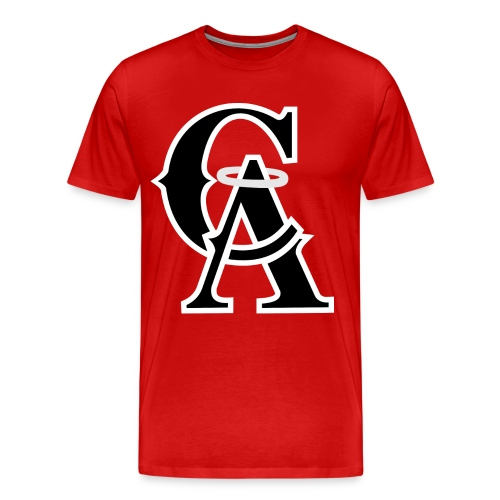 California Angel - Men's Premium T-Shirt