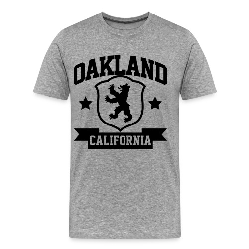 Oakland California - Men's Premium T-Shirt