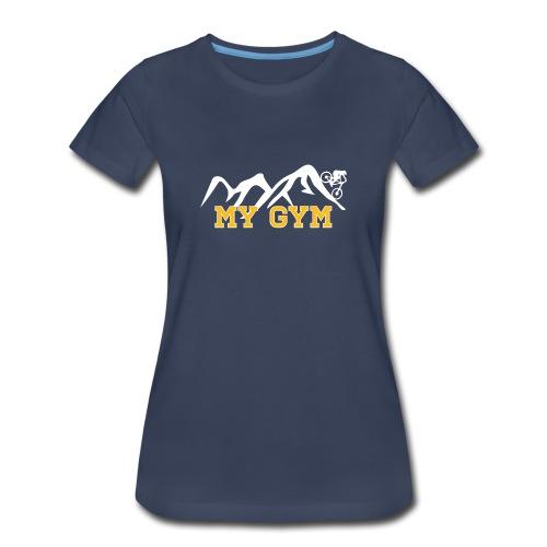 My Gym (Womens) - Women's Premium T-Shirt