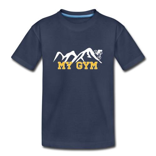 My Gym (Kids) - Kids' Premium T-Shirt
