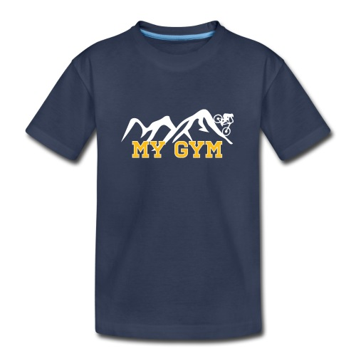 My Gym (Kids) - Kids' Premium T-Shirt