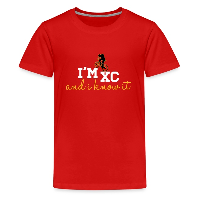 I'm XC and I Know It (Kids)