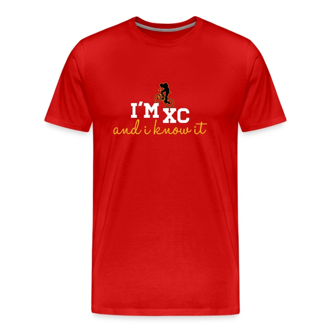 I'm XC and I Know It (Mens)