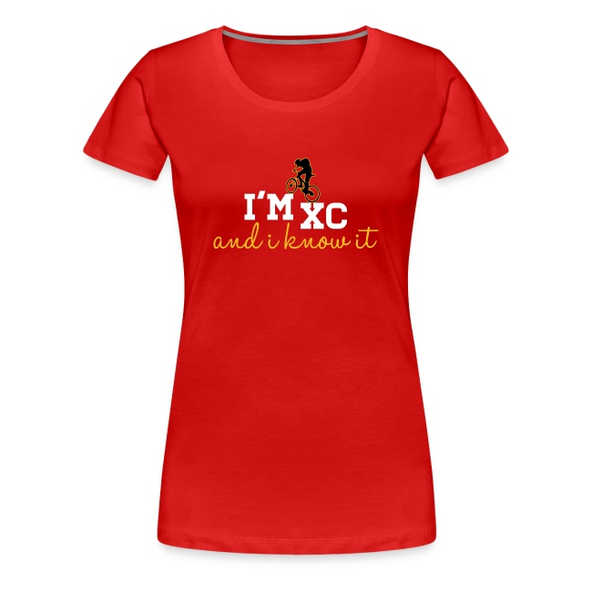 I'm XC and I Know It (Womens)