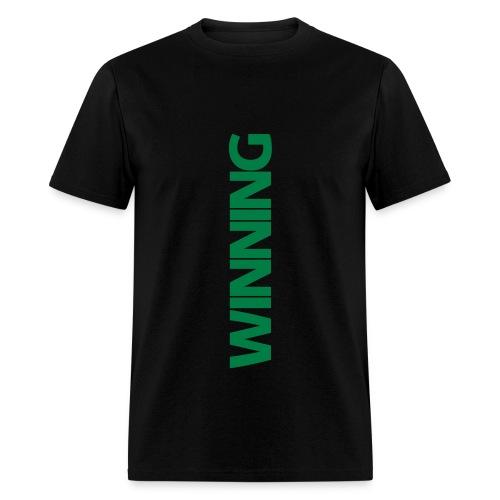 Winning - Standard Tee - Men's T-Shirt