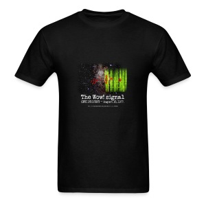 SETI The WOW! Signal - Men's T-Shirt