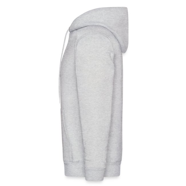 Gray TCE Logo Hoodie (RED)