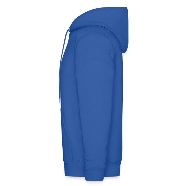 Blue TCE Logo Hoodie (YELLOW)