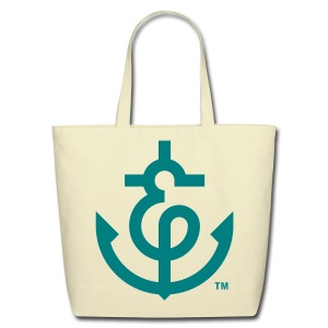 WDC Ampersanchor Canvas Tote - Eco-Friendly Cotton Tote