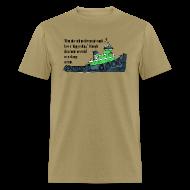 T-Shirts ~ Men's T-Shirt ~ Tug Job