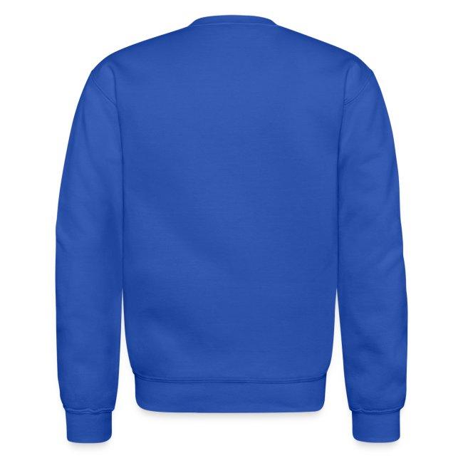 Blue TCE Logo Crewneck (YELLOW)
