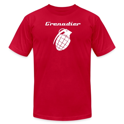 Grenadier Class - Men's Fine Jersey T-Shirt