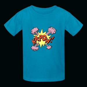 Kapow! - Kids' T-Shirt