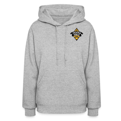 PGR - Grey Sweater (Womens) - Women's Hoodie
