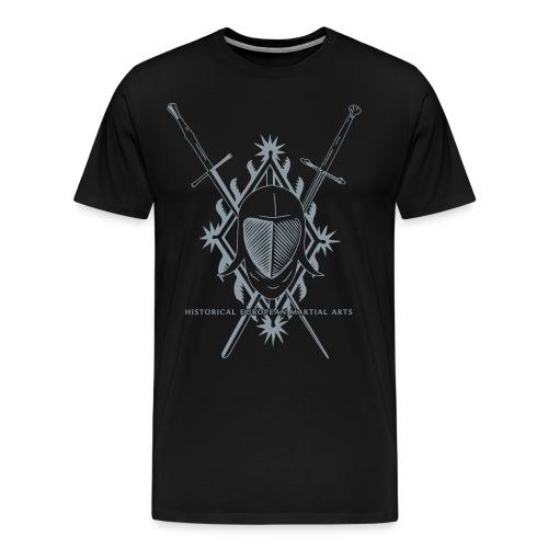 Swords & Mask - Men's Premium T-Shirt