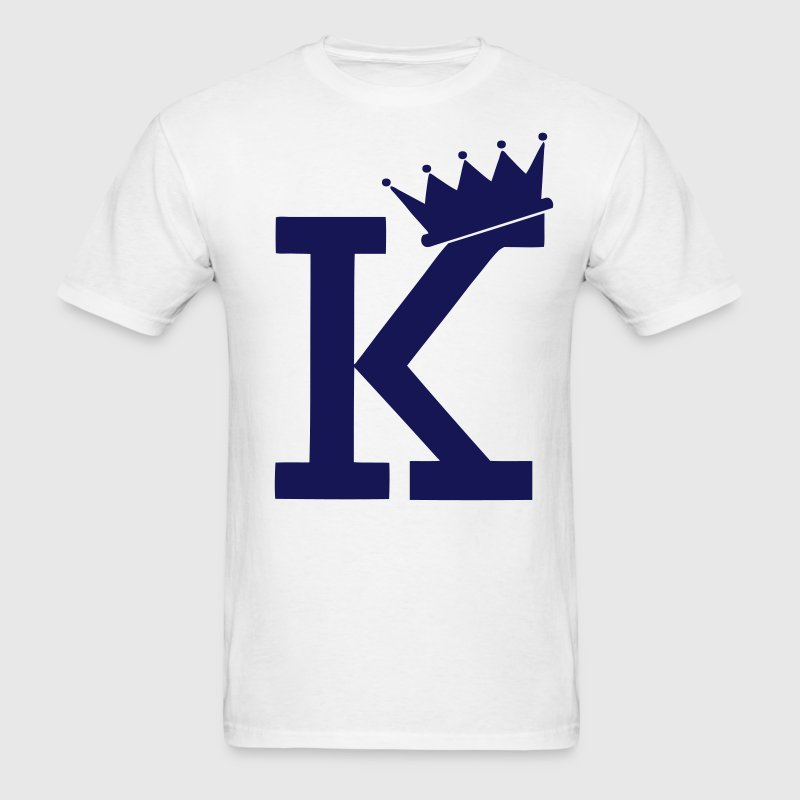 K CROWN T-Shirts - Men's T-Shirt