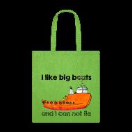 Bags & backpacks ~ Tote Bag ~ Big Boats Tote