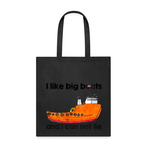 Big Boats Tote - Tote Bag