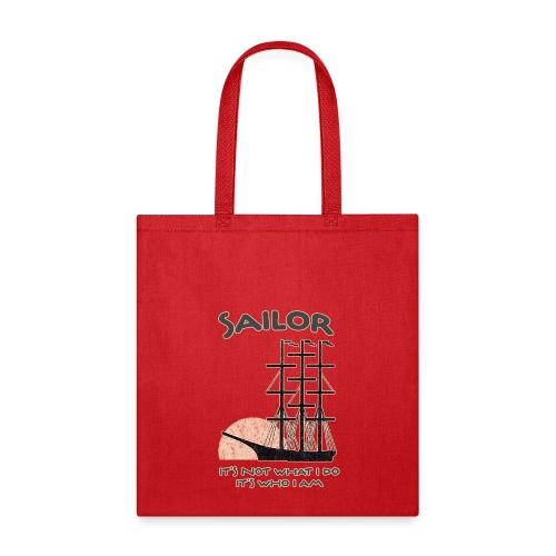 Sailor Tote - Tote Bag