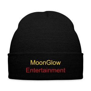 MoonGlow Knit Cap - Knit Cap with Cuff Print