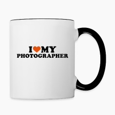 I love my Photographer Bottles & Mugs