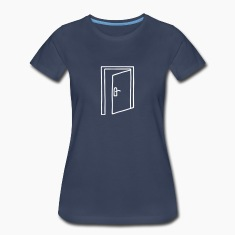 Door frame - door Women's T-Shirts