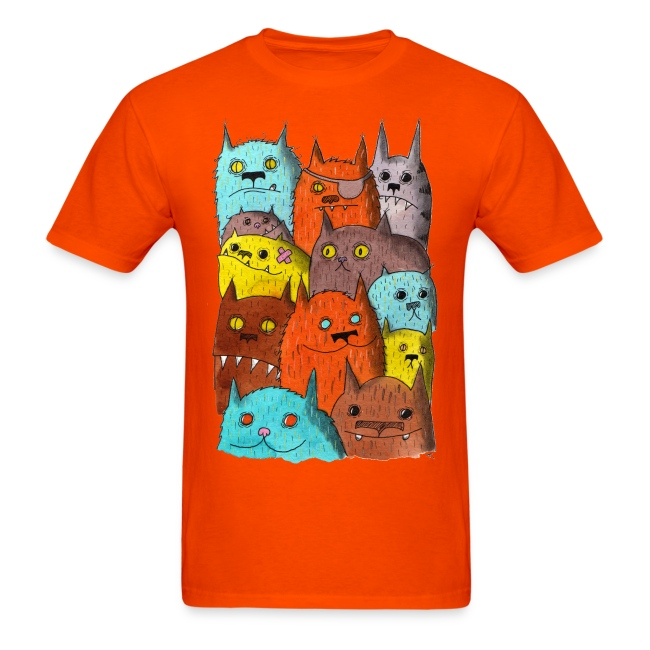 The Cats of Meow Classic Tee