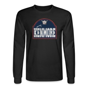 Kenmore Sign - Men's Long Sleeve T-Shirt