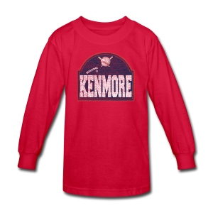 Kenmore Sign - Kids' Long Sleeve T-Shirt