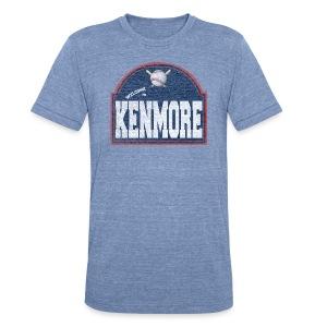 Kenmore Sign - Unisex Tri-Blend T-Shirt