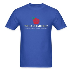 Who Charted? Spa T-Shirt - Men's T-Shirt
