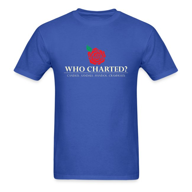 Who Charted? Spa T-Shirt