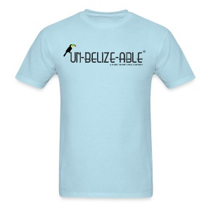 Un-Belize-Able - Men's T-Shirt